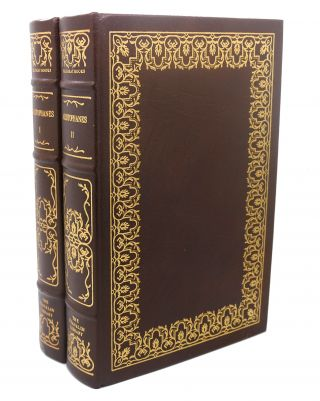THE PLAYS OF ARISTOPHANES, VOL. I - II Franklin Library Great Books of the Western World....