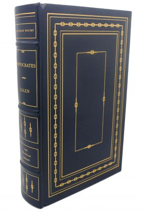 WRITINGS, ON THE NATURAL FACULTIES Franklin Library Great Books of the Western World. Galen...