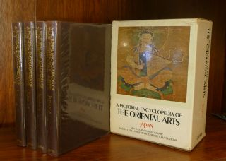 A PICTORIAL ENCYCLOPEDIA OF THE ORIENTAL ARTS : Japan