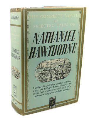 COMPLETE NOVELS AND SELECTED TALES. Nathaniel Hawthorne