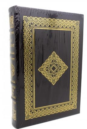 THE ALIENIST Signed Easton Press. Caleb Carr