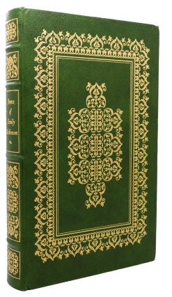 THE POEMS OF EMILY DICKINSON Easton Press