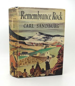REMEMBRANCE ROCK. Carl Sandburg