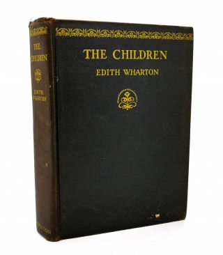 THE CHILDREN. Edith Wharton