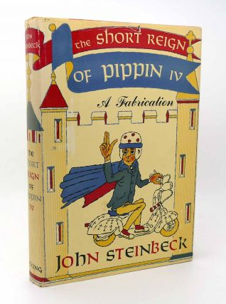 THE SHORT REIGN OF PIPPIN IV. John Steinbeck