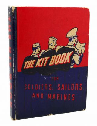 THE KIT BOOK For Soldiers, Sailors and Marines. J. D. Salinger R. M. Barrows