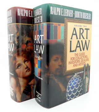 ART LAW The Guide for Collectors, Investors, Dealers, and Artists