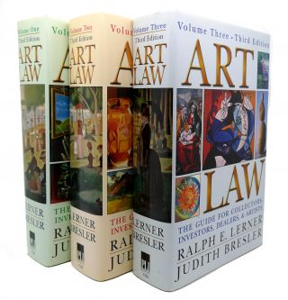 ART LAW The Guide for Collectors, Artists, Investors, Dealers, and...