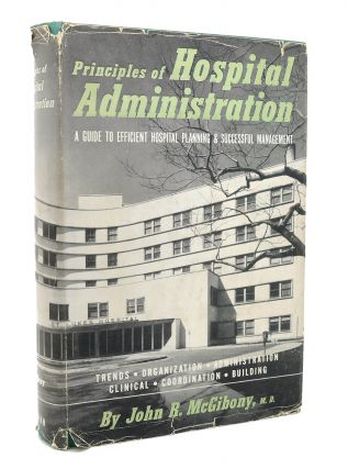PRINCIPLES OF HOSPITAL ADMINISTRATION