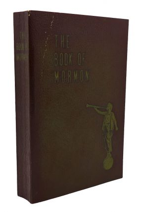 THE BOOK OF MORMON: AN ACCOUNT WRITTEN BY THE HANDOF...