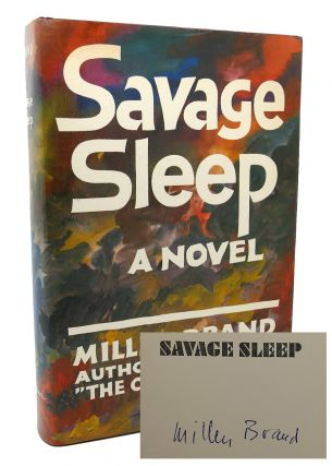 SAVAGE SLEEP Signed