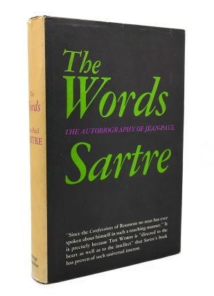 THE WORDS. Jean-Paul Sartre