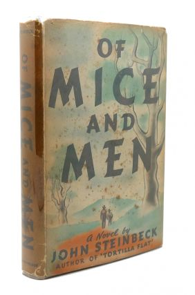 OF MICE AND MEN With DUSTJACKET ($2.00)