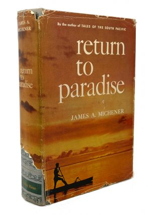 RETURN TO PARADISE. James A. Michener