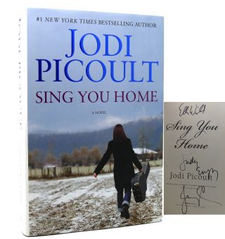 SING YOU HOME Signed