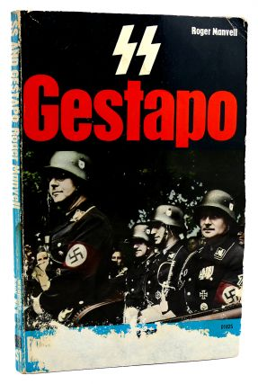 SS GESTAPO RULE BY TERROR Ballantine's Weapons Book #8