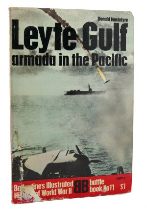 LEYTE GULF ARMANDA IN THE PACIFIC Ballantine's Illustrated History of...