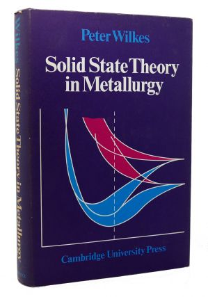 SOLID STATE THEORY IN METALLURGY