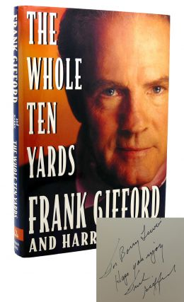 THE WHOLE TEN YARDS Signed 1st