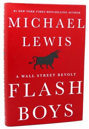 FLASH BOYS. Michael Lewis