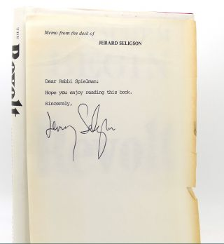 THE REVOLT STORY OF THE IRGUN Signed
