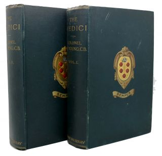 THE MEDICI VOLUME I AND II. Colonel G. F. Young