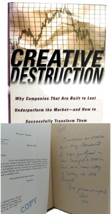 CREATIVE DESTRUCTION Why Companies That Are Built to Last Underperform...