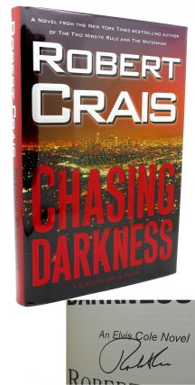 CHASING DARKNESS Signed 1st