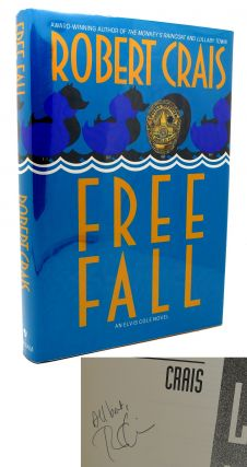 FREE FALL Signed 1st