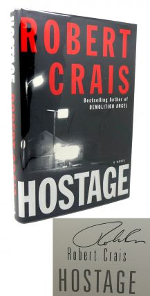 HOSTAGE Signed 1st