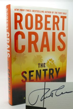 THE SENTRY Signed 1st