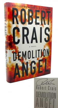 DEMOLITION ANGEL Signed 1st