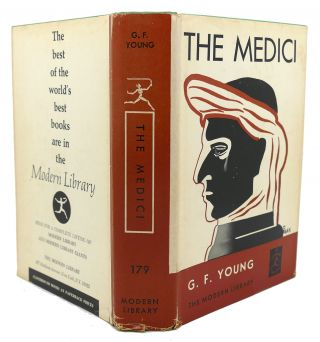 THE MEDICI Modern Library # 179. G. F. Young
