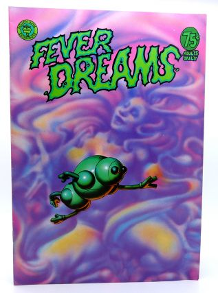 FEVER DREAMS #1. Richard Corben, John Richardson, Jan Strnad