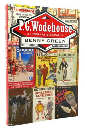 P.G.WODEHOUSE A Literary Biography
