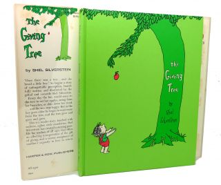 THE GIVING TREE 3.95 Price on Flap