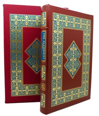 THE ALCHEMIST Signed Easton Press