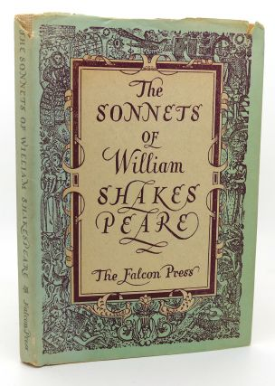 THE SONNETS OF WILLIAM SHAKESPEARE BY WILLIAM SHAKESPEARE. William Shakespeare