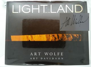 LIGHT ON THE LAND Earthsong Collection. Art Davidson and Wolfe