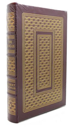 THE PLAGUE Easton Press. Albert Camus