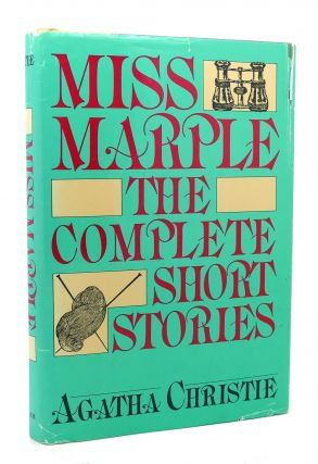 MISS MARPLE THE COMPLETE SHORT STORIES. Agatha Christie