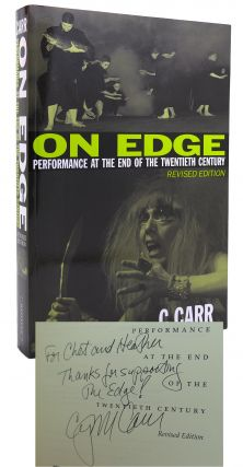 ON EDGE Performance At the End of the Twentieth Century. C. Carr