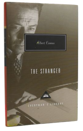 THE STRANGER Everyman's Library. Albert Camus