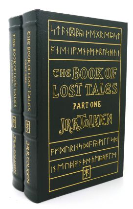THE BOOK OF LOST TALES VOLUME 1 & 2 Easton Press. J. R. R. Tolkien