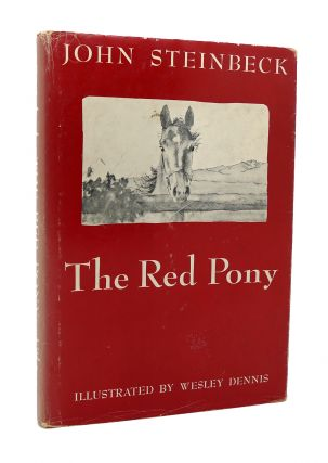 THE RED PONY. John Steinbeck