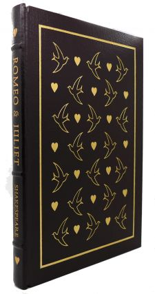 ROMEO & JULIET Easton Press. William Shakespeare