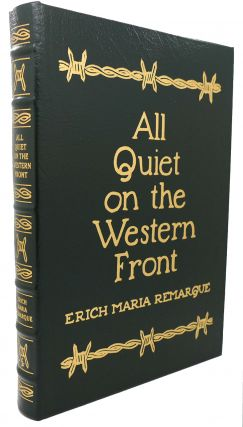 ALL QUIET ON THE WESTERN FRONT Easton Press. Erich Maria Remarque