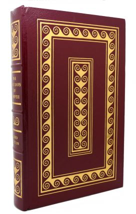 THE LAST DAYS OF POMPEII Easton Press. Edward George Bulwer-Lytton