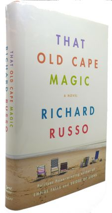 THAT OLD CAPE MAGIC. Richard Russo