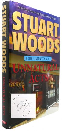UNNATURAL ACTS (Signed First Edition)